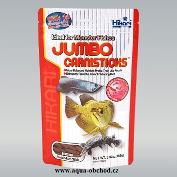 HIKARI Tropical Jumbo Carnisticks 500 g