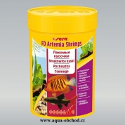 SERA Artemia Shrimps 100 ml / 7 g